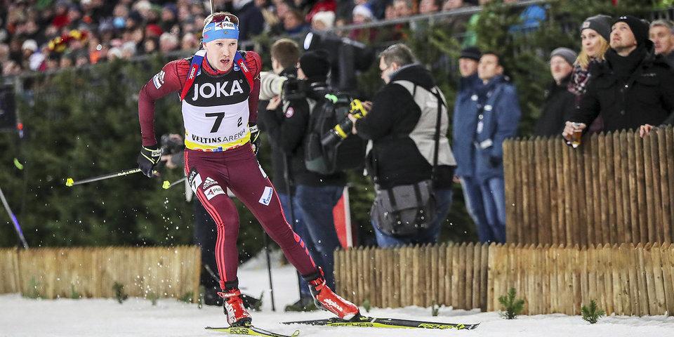 Сборная России выигрывает «Рождественскую гонку-2017»