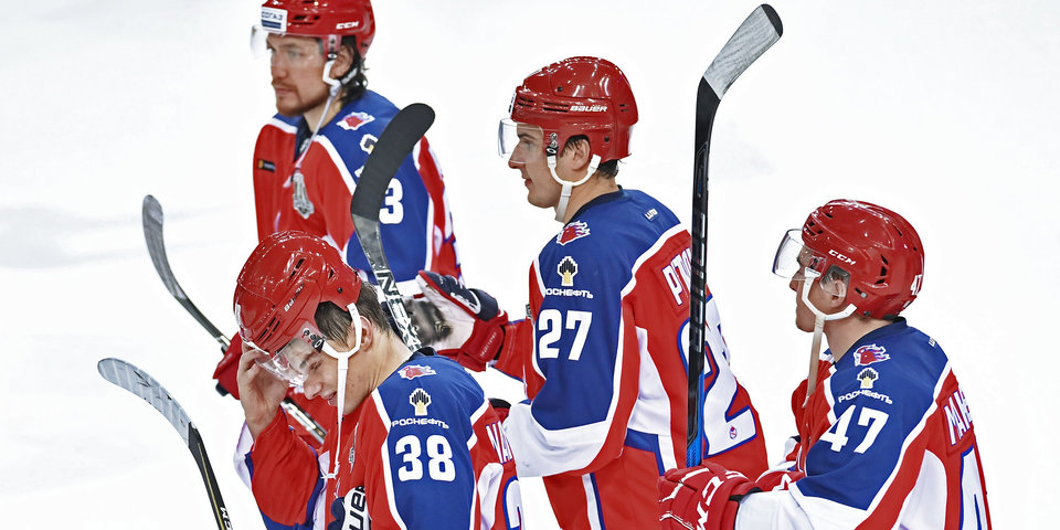 ЦСКА отправил пять шайб в ворота «Торпедо»