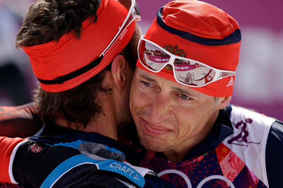 Александр Легков: «Я буду готовиться к Олимпийским играм»