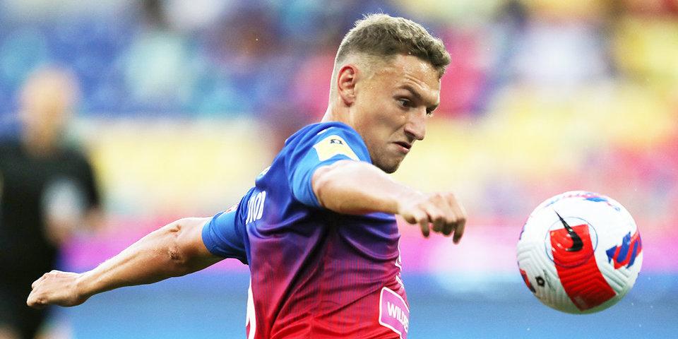 «Нижний Новгород» и ЦСКА назвали стартовые составы на матч РПЛ