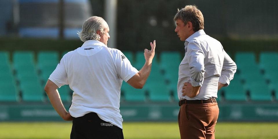 Игорь Шалимов: «Мне было бы обидно, назначь «Краснодар» опытного тренера»
