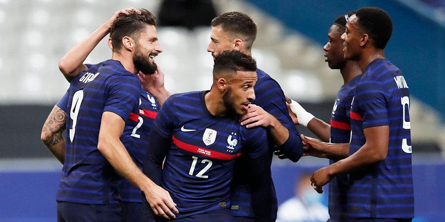 Давид Трезеге: «Сборная Франции будет претендовать на победу на Евро-2020»