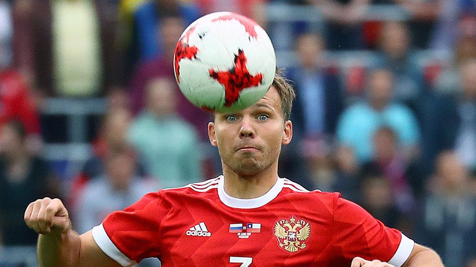 Шишкин снова будет выступать за «Краснодар»