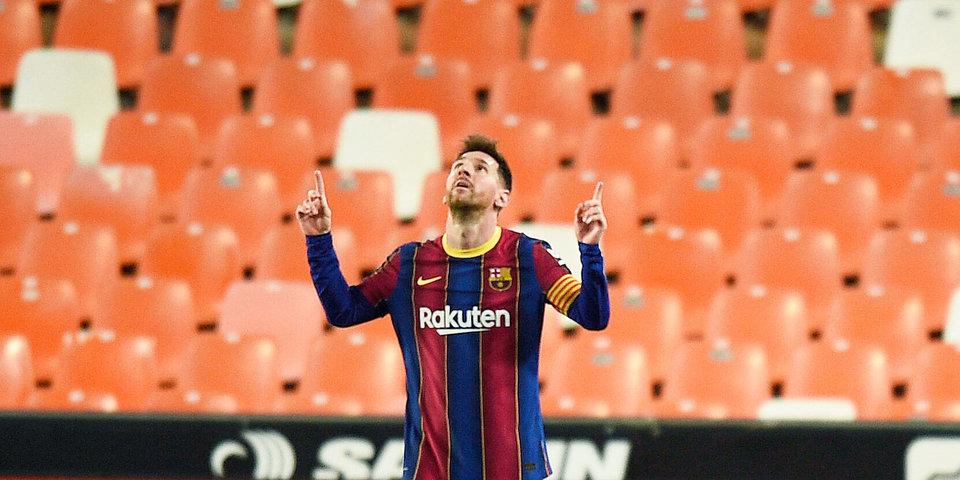 Источник: Месси согласился подписать двухлетний контракт с «Барселоной»