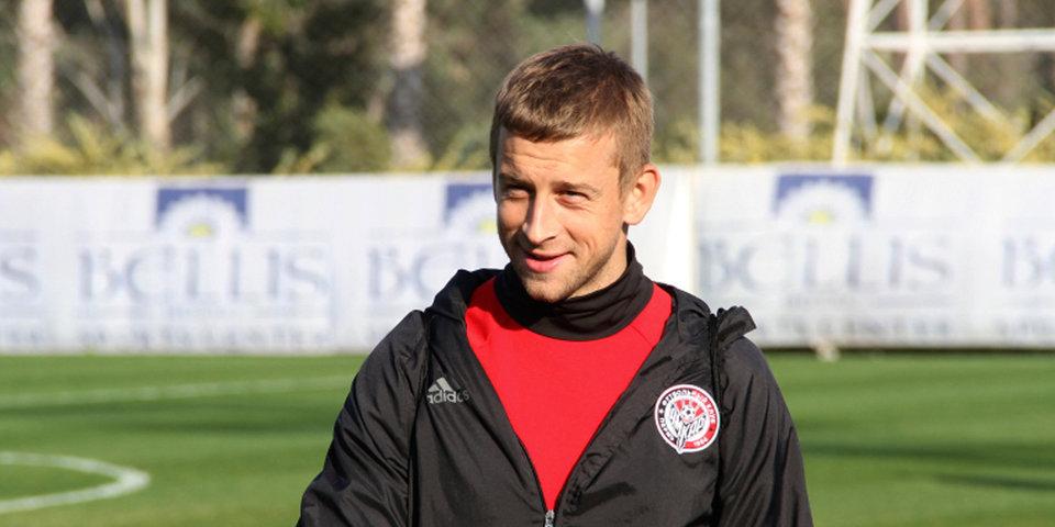 Лучший игрок «Амкара» в сезоне-2016/17 продлил контракт с клубом