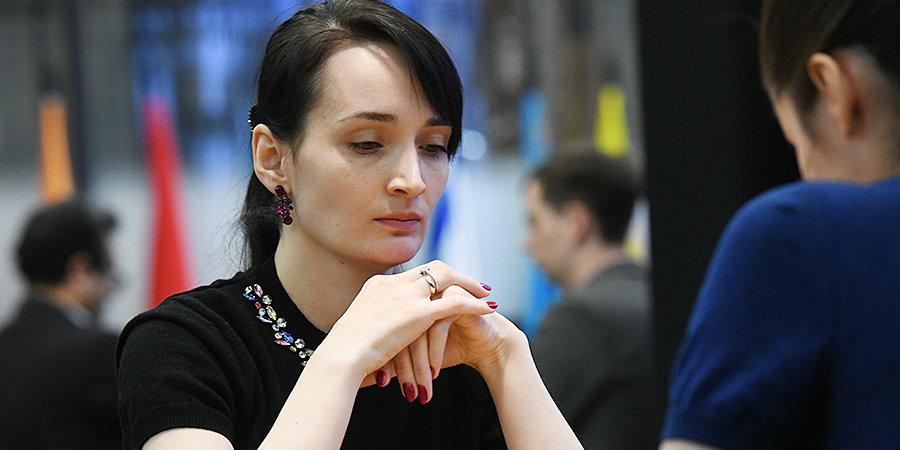 Российские шахматистки победили Украину и вышли в финал чемпионата мира