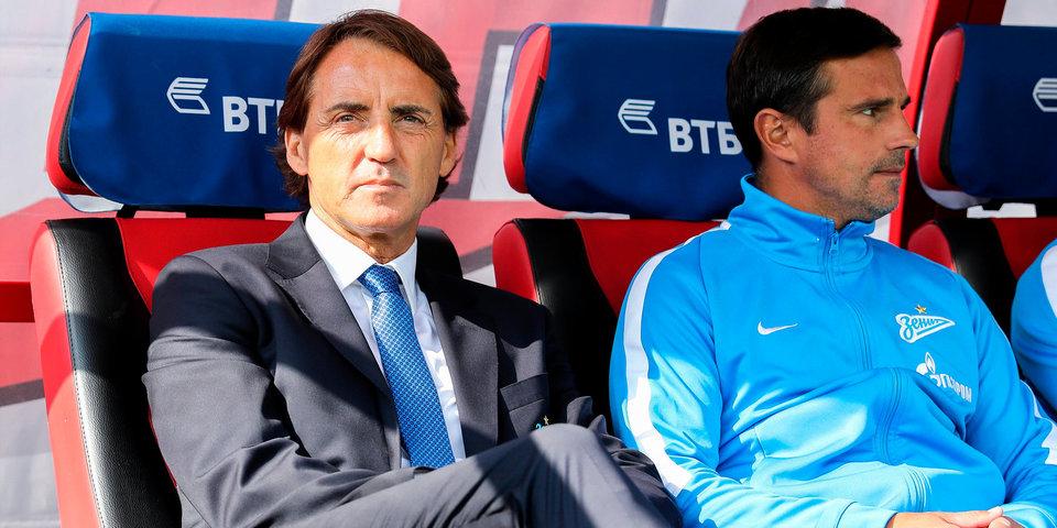 Роберто Манчини: «Возглавить сборную было бы огромной честью для меня»