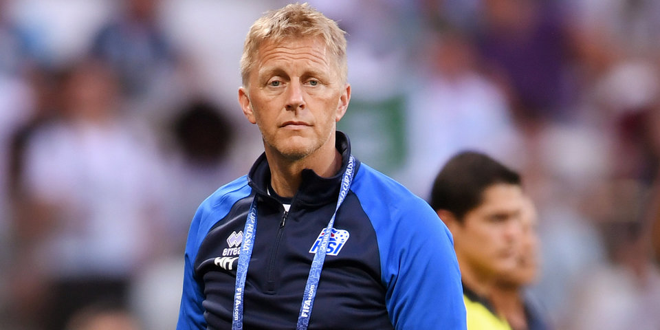 Главный тренер Исландии: «Мы должны сесть и определить наш следующий шаг»