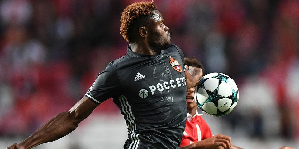 Бывший форвард ЦСКА Оланаре перешел в «Бейтар»