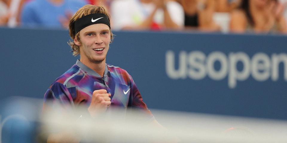 Рублев поднялся на 35-е место рейтинга ATP, Надаль упрочил лидерство