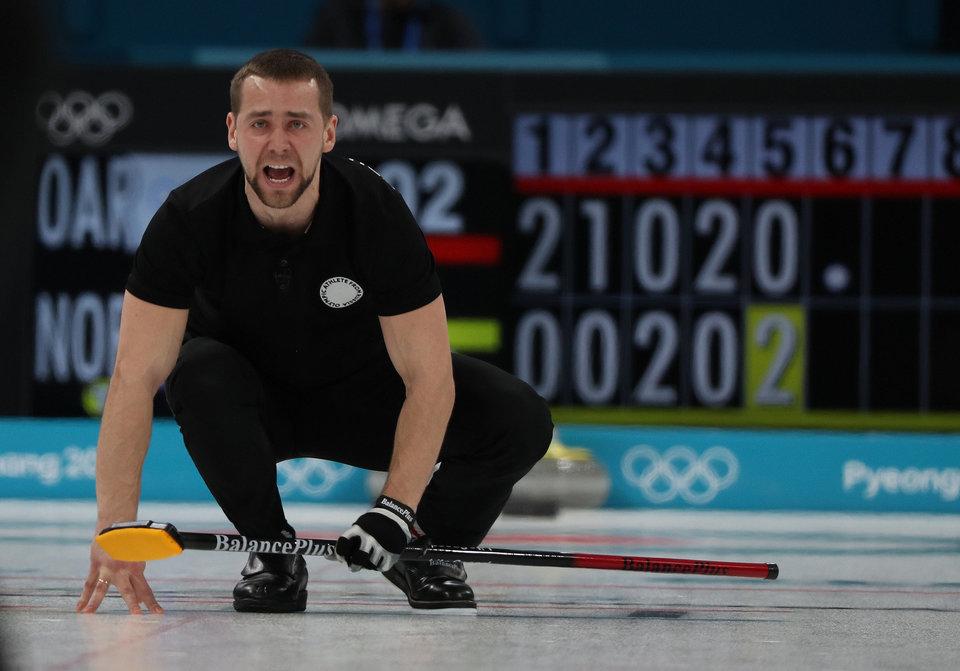 Крушельницкий вернет бронзовую медаль Олимпиады-2018