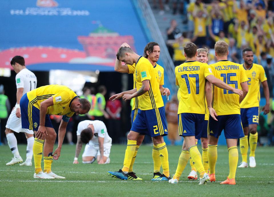 Шведский футболист ответил на обвинения в терроризме