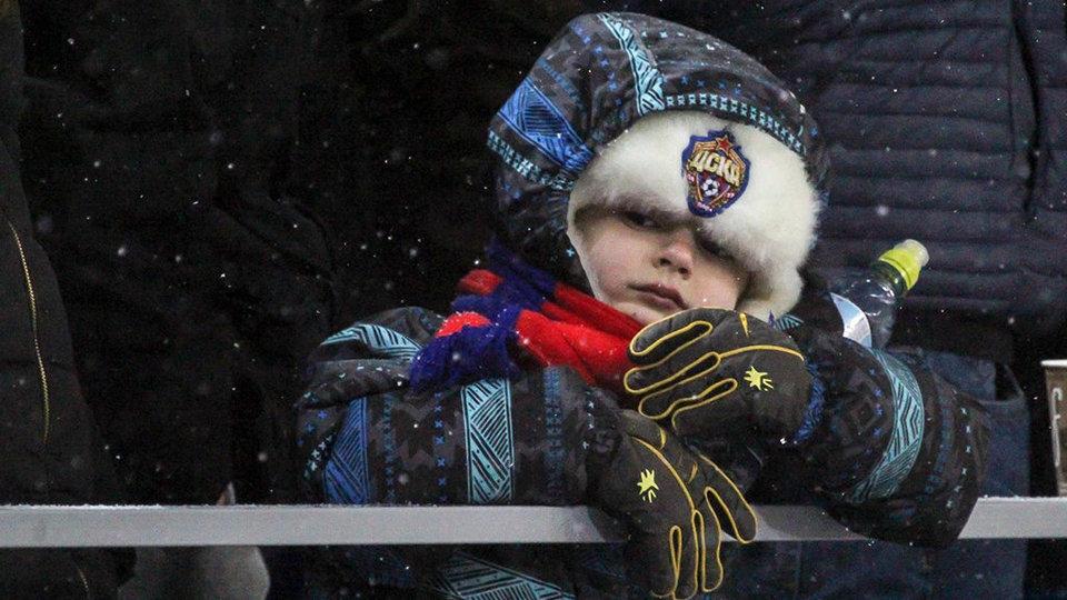 В Москве нельзя будет купить билеты на матч ЦСКА против «Црвены Звезды»