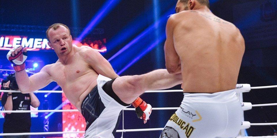 «Готов отдать ему свой гонорар за реванш». Интервью Шлеменко после поражения