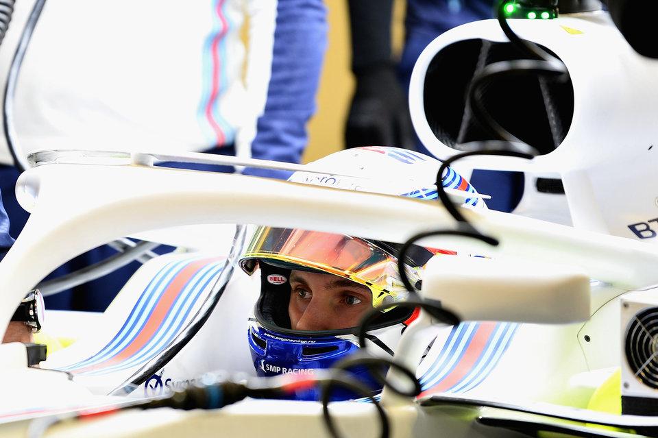 Сироткин объявил конкурс на дизайн своего шлема на Гран-при России