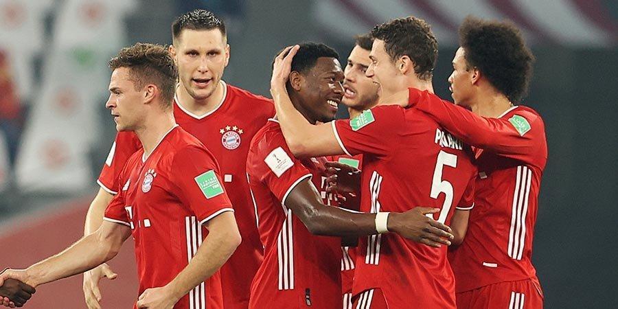 «Бавария» первой гарантировала участие в следующем розыгрыше Лиги чемпионов