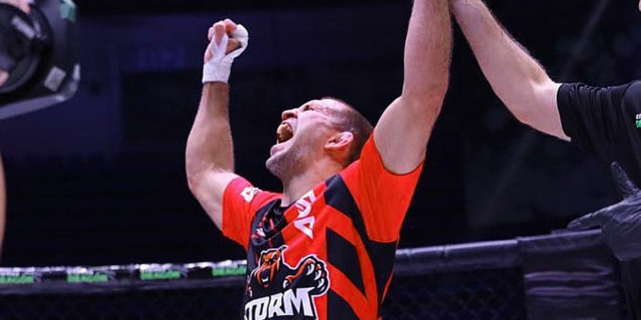 Сарнавский победил Магомедова в главном бою ACA 129