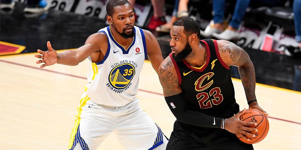 Звезда НБА вступил в спор в соцсетях, защищая свое решение перейти в «Голден Стэйт»