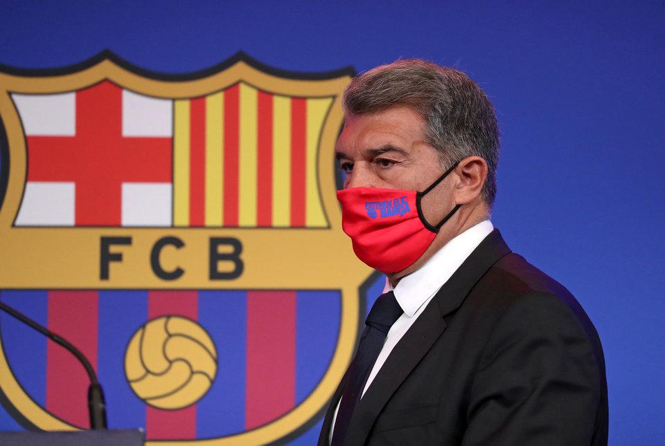 «Барселона» получила кредит на 455 миллионов евро