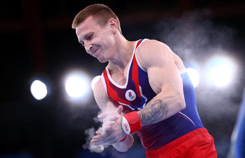 Алексей Бондаренко: «Все российские гимнасты достойно выступили в Токио. Видно было, как они старались»