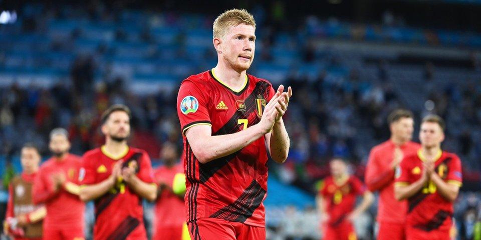 Бельгия проиграла два матча подряд впервые за 11 лет
