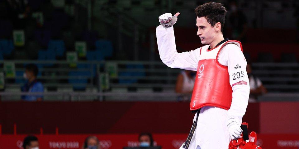Дмитрий Свищев: «Тхэквондо у нас развивается, все спортсмены ехали за медалями»