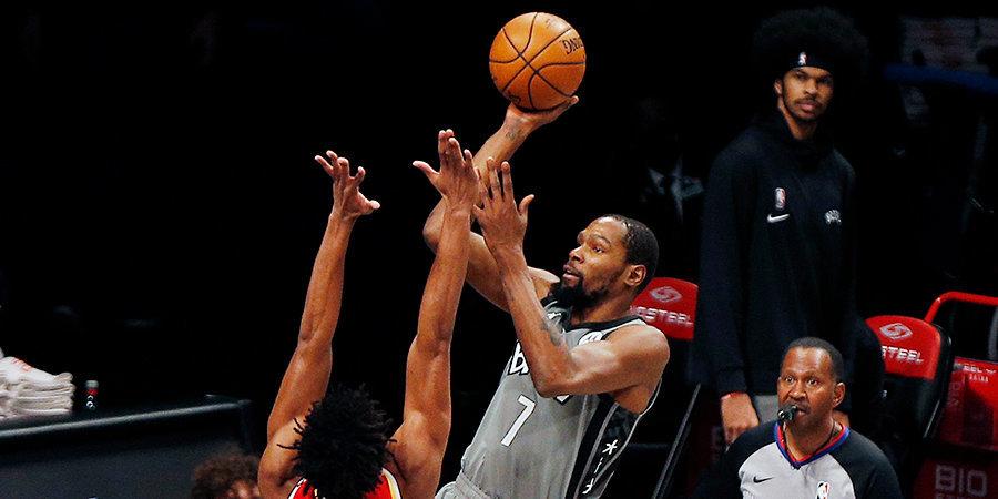 «Выпустите меня на свободу». Дюрант раскритиковал НБА за то, что его удалили с площадки по ходу матча