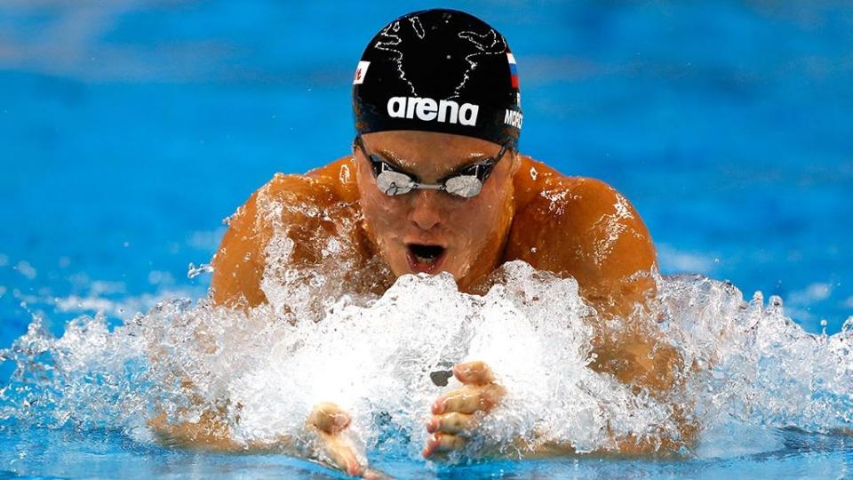 Морозов — мировой рекордсмен на дистанции 100 метров комплексом