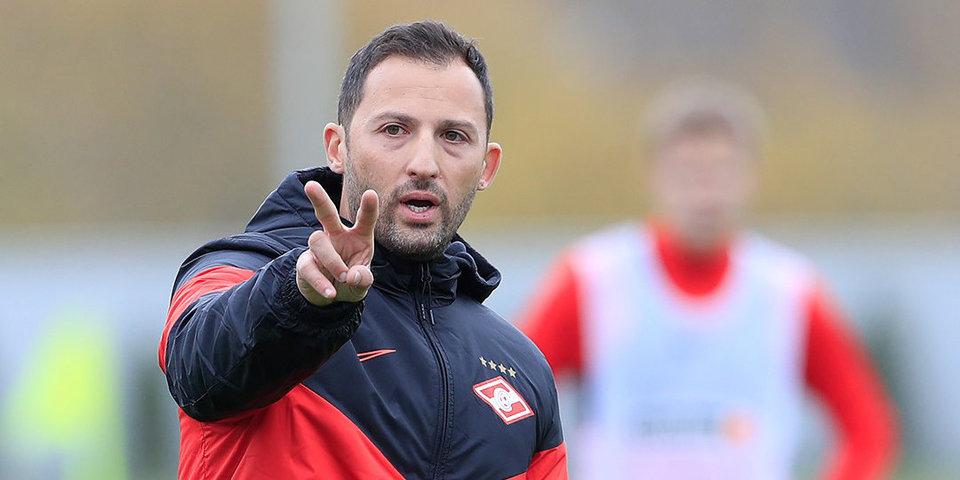 Егор Титов: «Если в «Спартаке» говорят, что к тренеру полное доверие, значит, ему осталось максимум две недели»