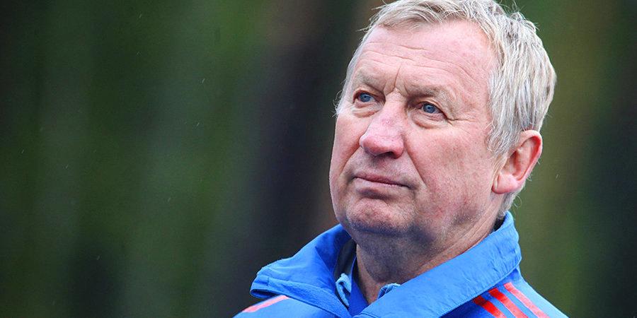 Главный тренер сборной России пропустит этапы КМ в Нове-Место по состоянию здоровья