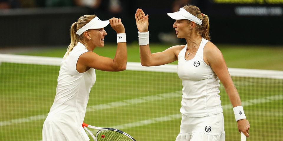 Макарова и Веснина поднялись в рейтинге WTA, Касаткина – 14-я
