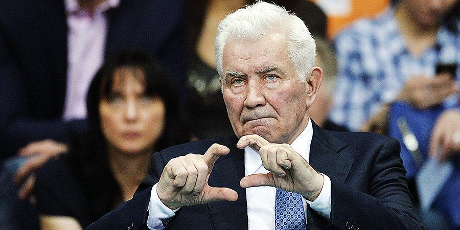 82-летний Карполь продолжит тренировать волейболисток «Уралочки-НТМК»