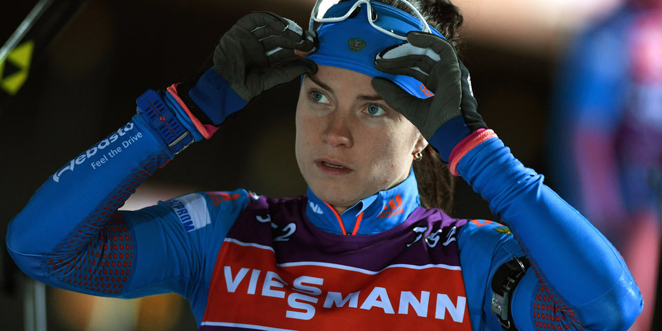 Международный союз биатлонистов заподозрил четырех русских спортсменов вупотреблении допинга