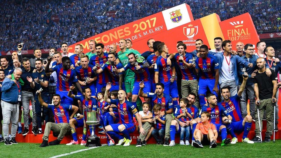 «Лион» нацелен на защитника «Барселоны»