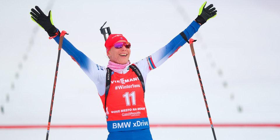 «Рванула в бой, эмоций сдержать не смогла». Анастасия Кузьмина — о последней гонке в карьере
