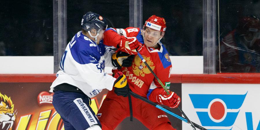 «Без помарок сыграл только Самонов!» 5 вопросов эксперту о неудачном старте сборной России на Шведских играх