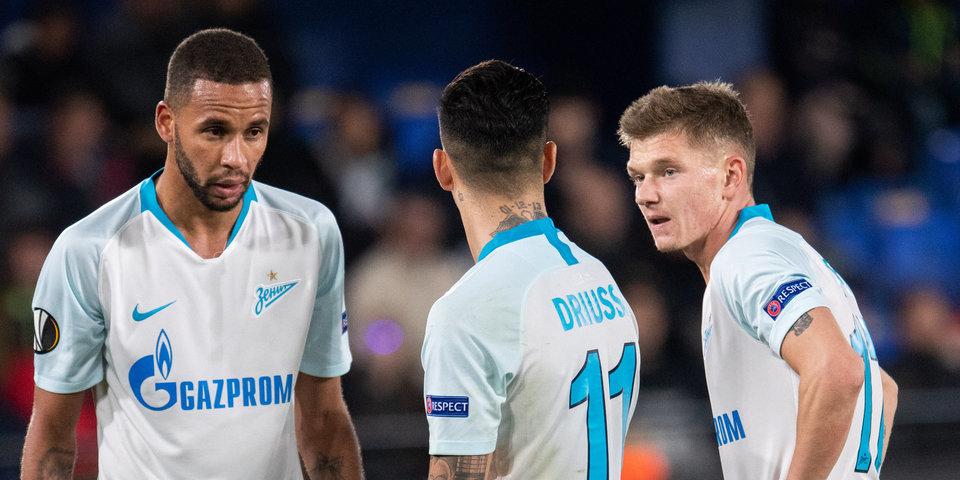 УЕФА открыл дело в отношении «Зенита» из-за поведения фанатов команды