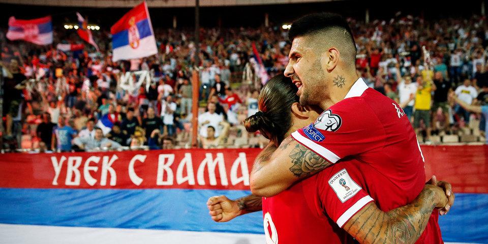 Сборная Сербии снова в порядке. Как ей это удалось?