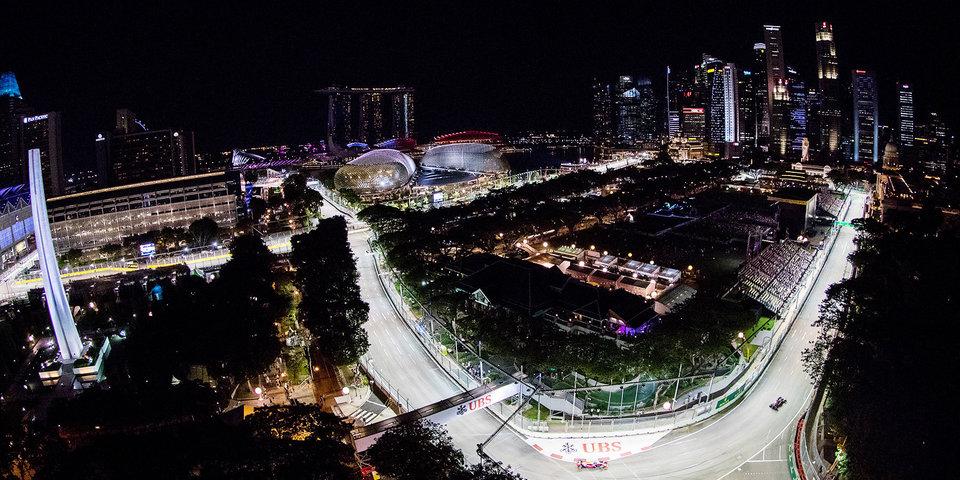 В Сингапуре могут отменить этап «Формулы-1» из-за лесных пожаров