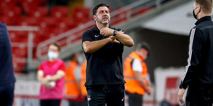 Константин Генич: «Вряд ли может идти речь о сливе Витории, но клуб вообще пока никак не помог тренеру»