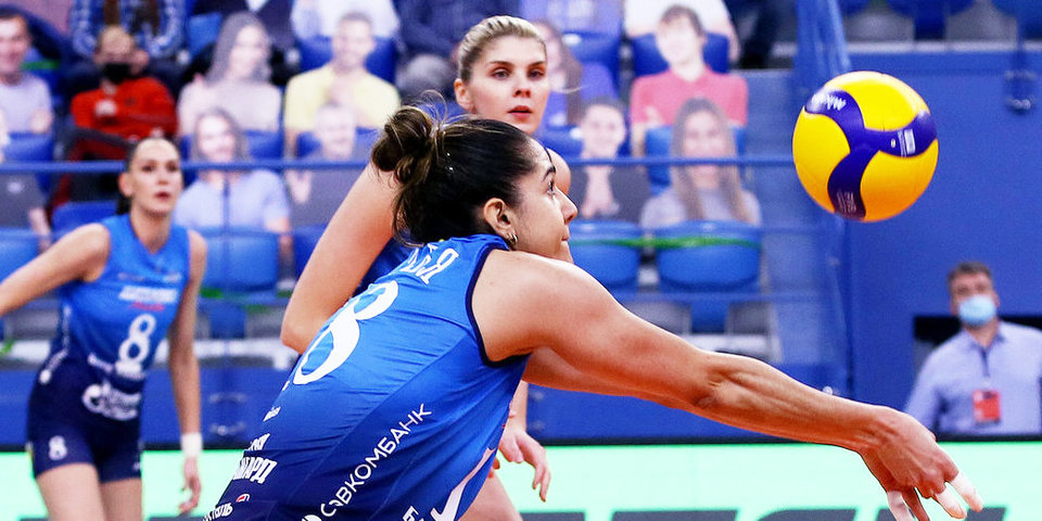 Московское «Динамо» обыграло «Протон» и одержало 10-ю победу подряд в Суперлиге