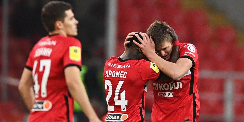 «Спартак» проведет три матча на сборе в Австрии