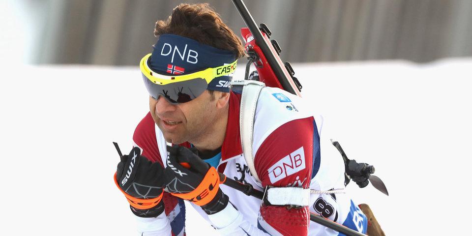 Бьорндален поедет на этап Кубка мира в Холменколлене