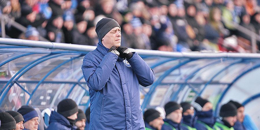 Константин Емельянов — об уходе из «Оренбурга»: «Мне никто ничего не объяснил. Хотелось всё довести до конца»