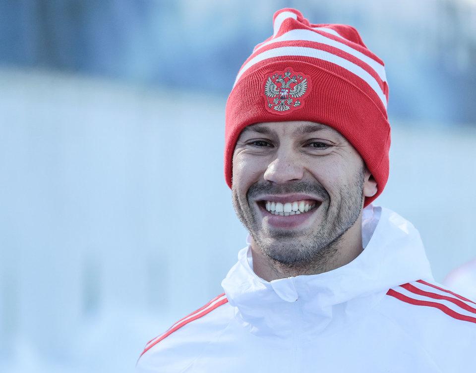 Федор Смолов: «Мне кажется, в Петербурге мы играем лучше»