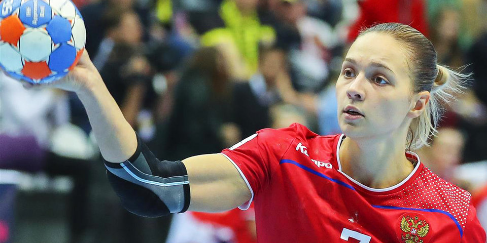 Российские гандболистки одержали вторую победу на чемпионате мира