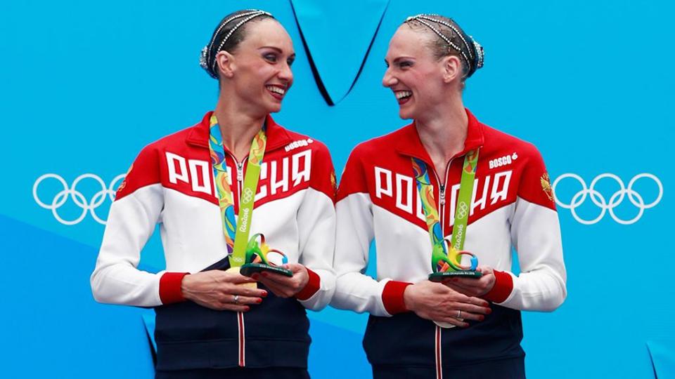 Ищенко и Ромашина — лучшие синхронистки 2016 года