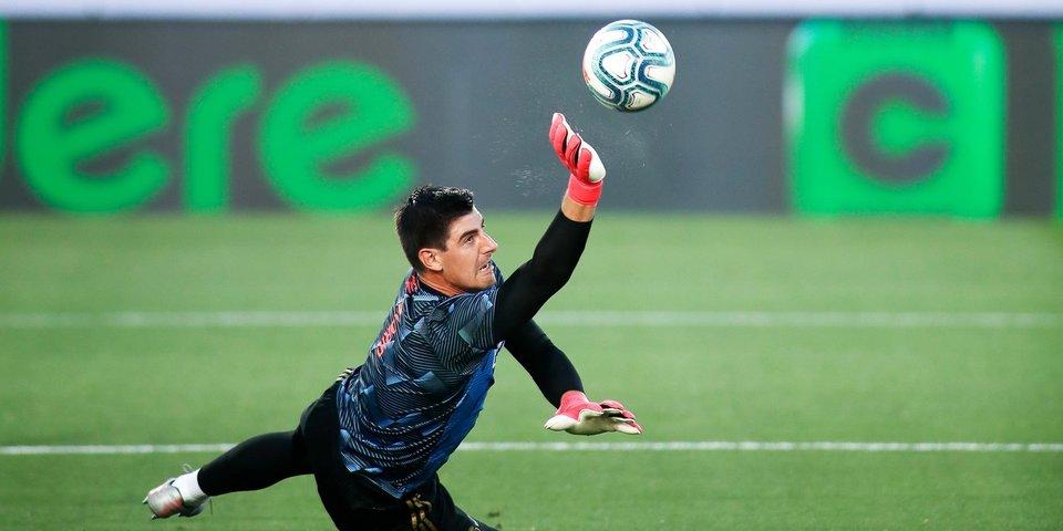 «Реал» на своем поле сыграл вничью с «Вильярреалом» в Примере