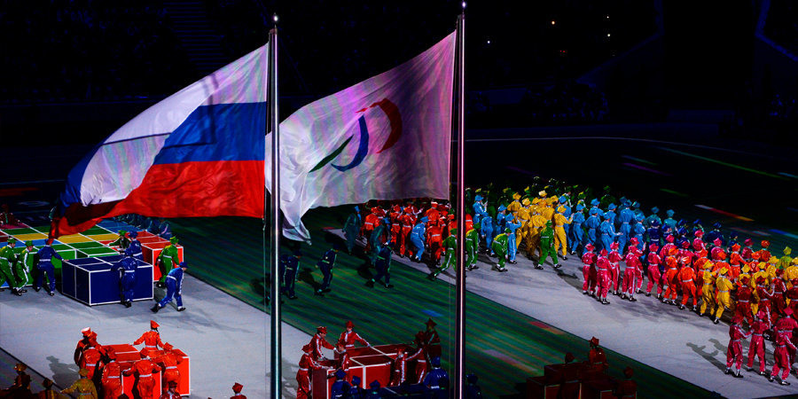 Российским паралимпийцам вернули флаг. МПК принял решение в пользу ПКР