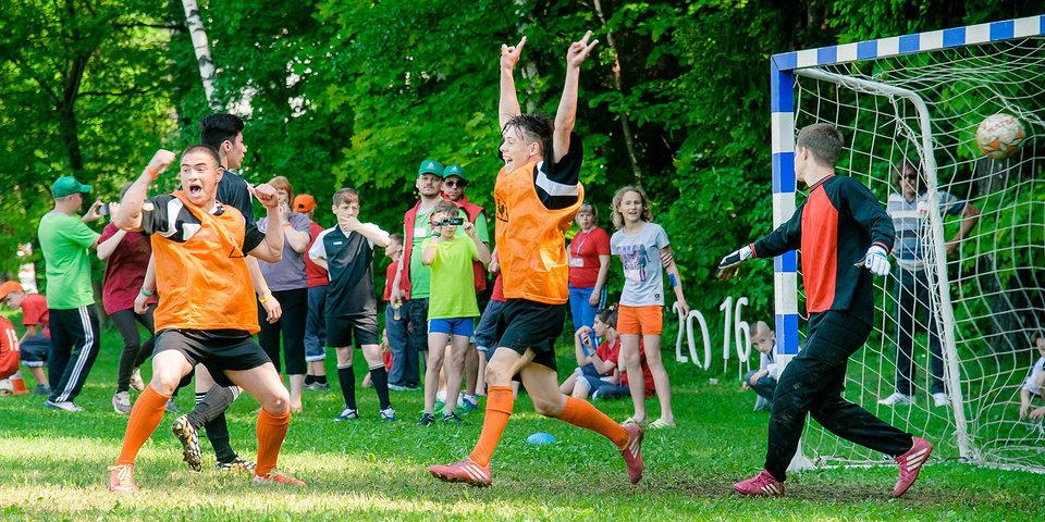 В Подмосковье пройдет восьмая Детская спортивная Олимпиада